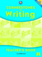 Cornerstones for Writing Reception Teacher's Book and CD by Leonie Bennett, Chris Buckton