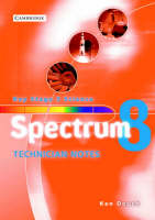 Spectrum Year 8 Technician Notes by Ken Douch