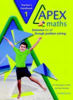 Apex Maths Teacher's Handbook Extension for all through Problem Solving by Ann Montague-Smith, Paul Harrison