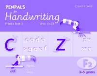 Penpals for Handwriting Foundation 2 Practice Book 2 (Pack of 10) by Gill Budgell, Kate Ruttle