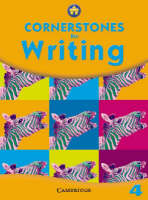 Cornerstones for Writing Year 4 Pupil's Book by Alison Green, Jane Woods, Jill Hurlstone