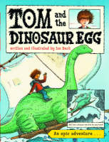 Tom and the Dinosaur Egg by Ian Beck
