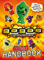 Gogo's Crazy Bones Official Handbook by