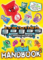 Gogo's Evolution Crazy Bones Official Handbook by