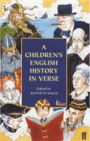 A Children's English History in Verse by Kenneth Baker