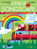 Junior Songscape: Children's Favourites by Lin Marsh