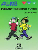 Aulos Descant Recorder Tutor by Philip Evry