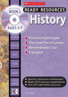 History Book 2 Ages 5-7 Transport, Florence Nightingale, Fire of London, Remembrance Day by Pat Hoodless