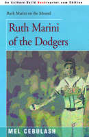 Ruth Marini of the Dodgers by Mel Cebulash