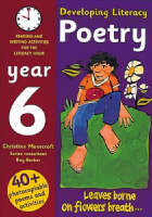 Poetry: Year 6 Reading and Writing Activities for the Literacy Hour by Ray Barker, Christine Moorcroft