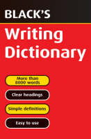 Black's Writing Dictionary by T.J. Hulme, T.F. Carmody, J.A. Hulme, Pie Corbett