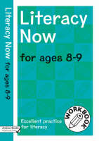 Literacy Now for Ages 8-9 by Judy Richardson, Andrew Brodie