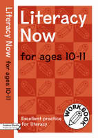 Literacy Now for Ages 10-11 Workbook by Judy Richardson, Andrew Brodie