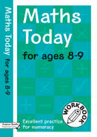 Maths Today for Ages 8-9 Workbook by Andrew Brodie