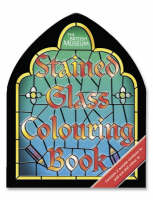 Stained Glass Shaped by Patricia Hanson