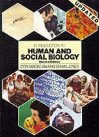 Introduction to Human and Social Biology by D. G. Mackean, Brian Jones