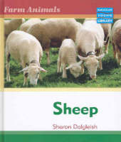 Farm Animals Sheep Macmillan Library by Sharon Dalgleish