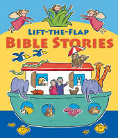 Lift-The-Flap Bible Stories by Christina Goodings