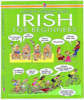 Irish for Beginners by Angela Wilkes, John Shackell