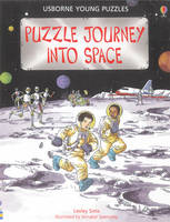 Puzzle Journey Into Space by Rebecca Heddle