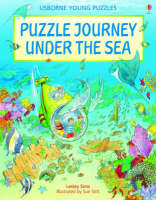Puzzle Journey Under the Sea by Lesley Sims, Puzzle journeys