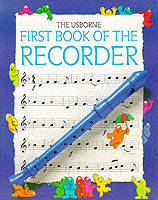 First Book of the Recorder by Philip Hawthorn, Caroline Hooper
