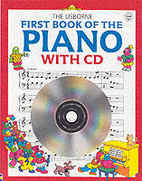 The Usborne First Book of the Piano by Eileen O'Brien