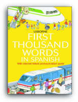 First 1000 Words: Spanish by