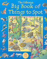 The Big Book of Things to Spot by Gillian Doherty, Anna Milbourne, Ruth Brocklehurst