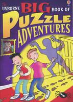 Usborne Big Book of Puzzle Adventures by