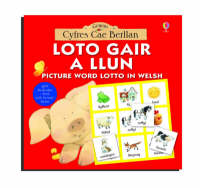 Picture Word Lotto in Welsh by