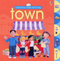 Town by Usborne Look and Say