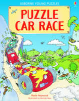 Puzzle Car Race by R. Heywood