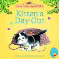 Kitten's Day Out Sticker Storybook by Stephen Cartwright