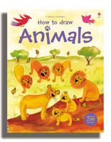 How to Draw Animals by Fiona Watt