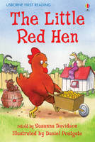 The Little Red Hen by Susanna Davidson, None
