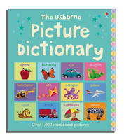 Picture Dictionary by Felicity Brooks