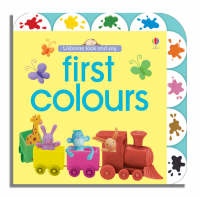 First Colours by Felicity Brooks