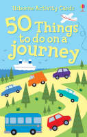 50 Things to Do on a Journey by Rebecca Gilpin