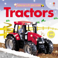 Tractors by Felicity Brooks