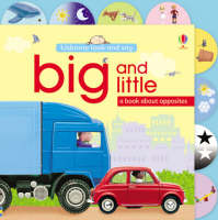 Big and Little by Felicity Brooks