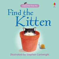 Find the Kitten by Claudia Zeff