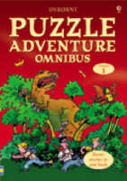 Puzzle Adventure Omnibus by Jenny Tyler