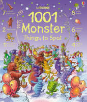 1001 Monster Things to Spot by Gill Doherty