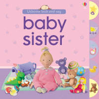 Baby Sister by Felicity Brooks
