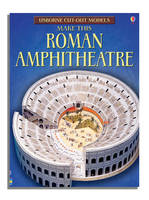 Cut-out Roman Amphitheatre by Iain Ashman