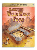 Cut-out Wild West by