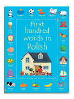 First Hundred Words in Polish by Mairi Mackinnon