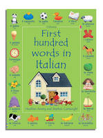 First Hundred Words in Italian by Mairi Mackinnon