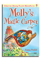 Molly's Magic Carpet by Emma Fischel